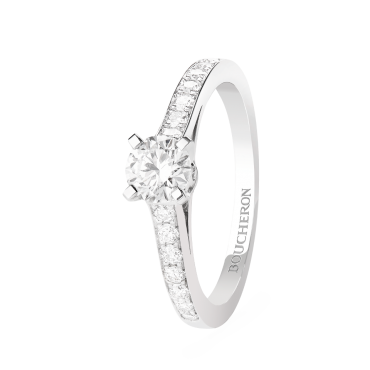 Solitaire Beloved 0,40 carat