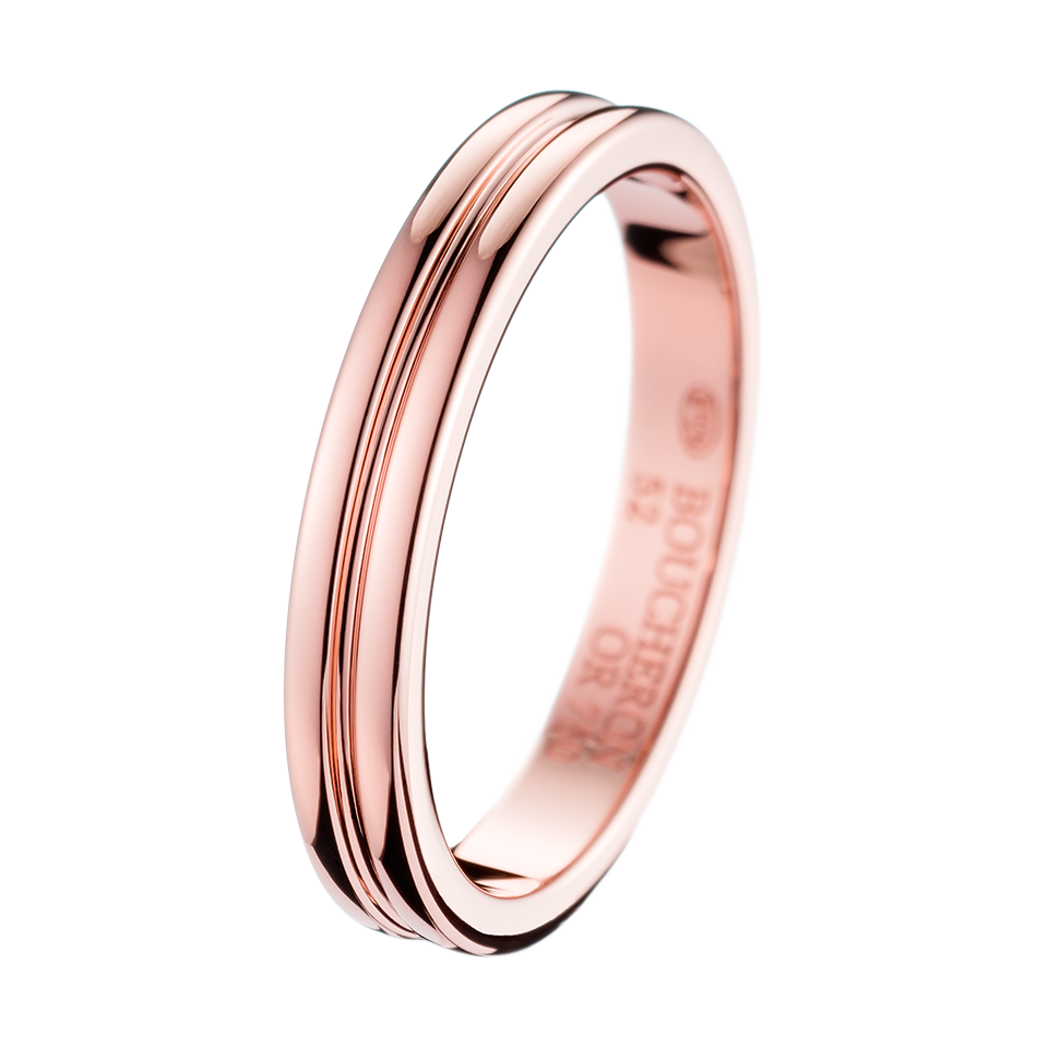 band rose listing twist il pink gold ring rings fullxfull zoom stacking
