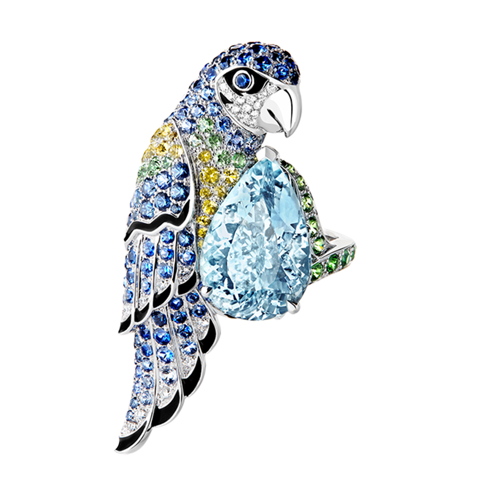 A Collection of Animals - Jewelry collection - Boucheron USA
