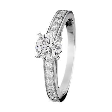 Beloved White Gold-F VVS1-2, 0,30 carat