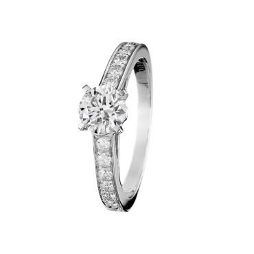 Beloved White Gold-F VVS1-2, 0,20 carat