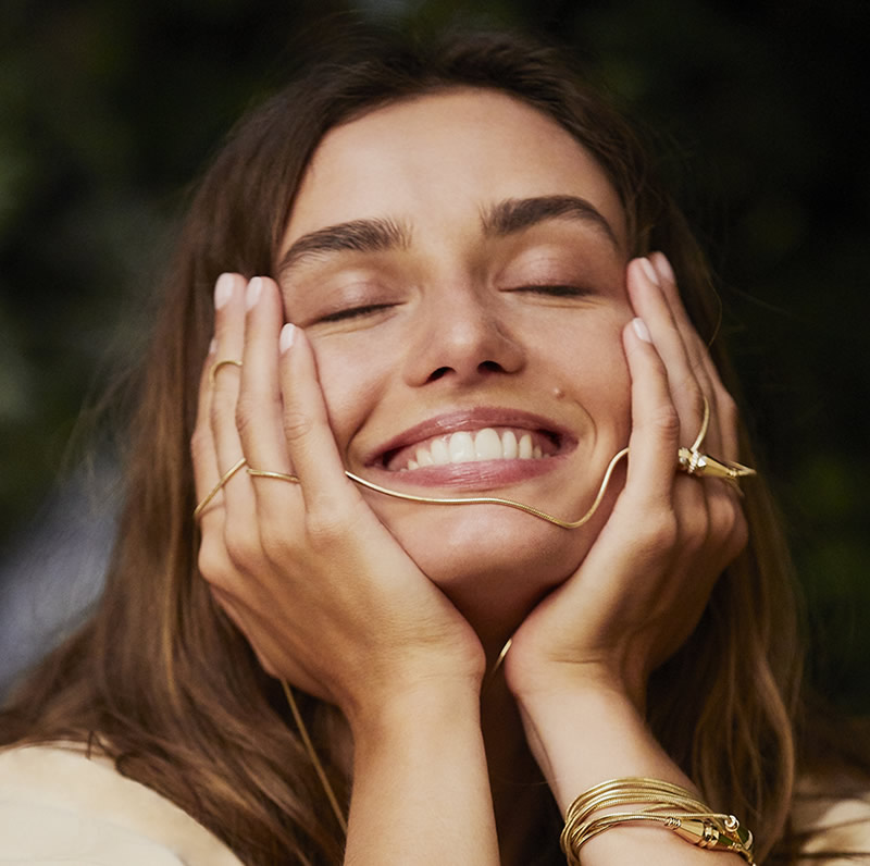 Andreea Diaconu, Play it your way